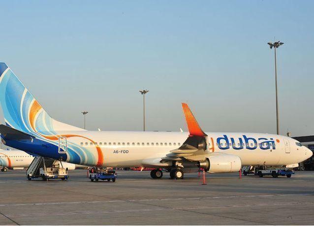 فلاي دبي أول شركة طيران تربط دبي بمدينة الهفوف السعودية