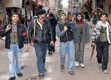المعارضة السورية تفرج عن 48 إيرانيا