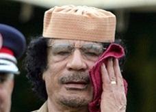 تتبع أرصدة القذافي يواجه عراقيل قانونية