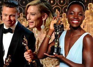(12 عاما من العبودية ) يفوز بجائزة أوسكار أحسن فيلم