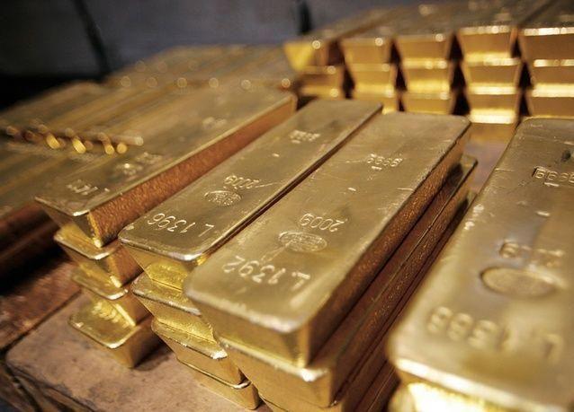 الذهب قرب أعلى مستوى في أسبوع