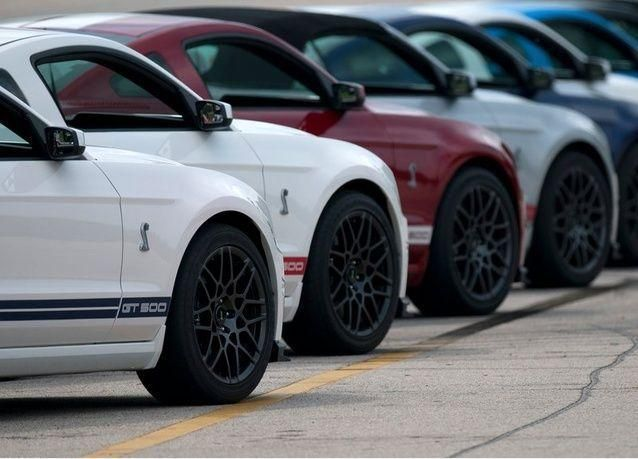 صور سيارة موستانج شيلبي GT500 موديل 2013