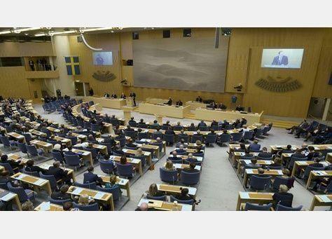 اسرائيل تنتقد عزم السويد الاعتراف بدولة فلسطين