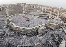 السعودية: أكثر من 1.3 مليون حاجاً وصلوا لأداء فريضة الحج حتى الآن
