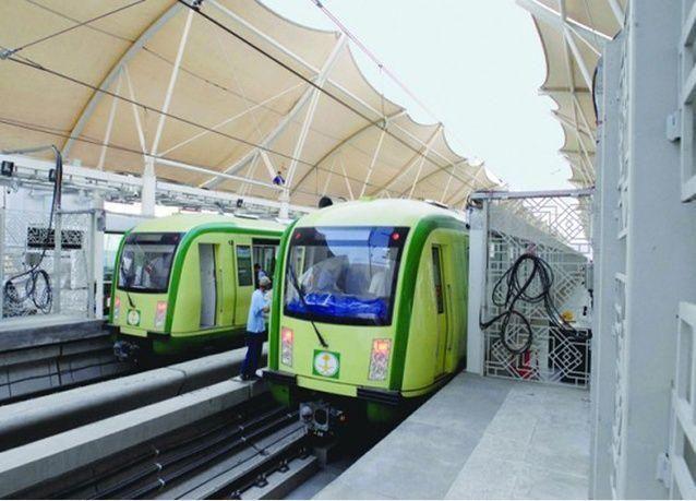 قطار الحرمين يستغني عن حافلات نقل الحجاج بين مكة والمدينة نهاية 2016