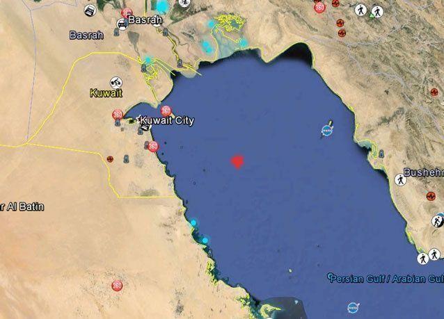الكويت تحتج لدى القائم بالأعمال الإيراني بسبب حقل الدرة النفطي