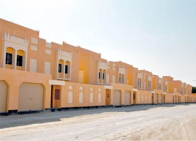 انخفاض معدل بناء الأفراد السعوديين لمساكنهم 30%