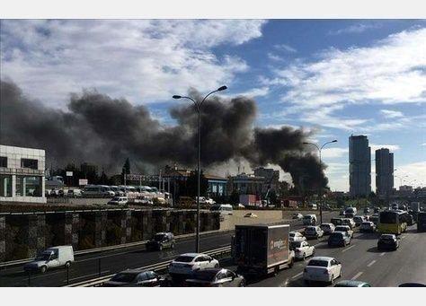 انفجار يهز وسط اسطنبول وسقوط ضحايا