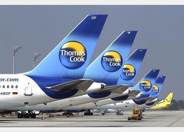 توماس كوك ألمانيا تلغي رحلاتها إلى مصر حتى 15 سبتمبر