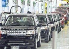 """السعودية تعتزم إنشاء مصنع سيارات """"جاغوار لاندروفر"""" باستثمارات تصل إلى 1.2 مليار دولار"""