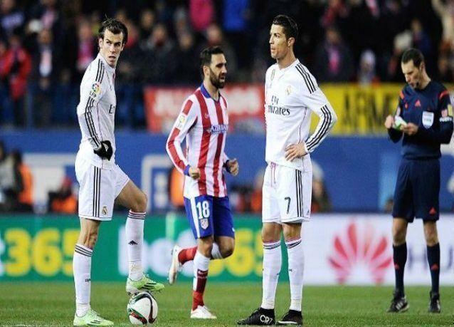 الفيفا يفرض عقوبات على ريال وأتليتكو مدريد بحظر أي تعاقدات لمدة سنة