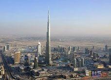 مكاتب شاغرة في أعلى برج في العالم.. برج خليفة