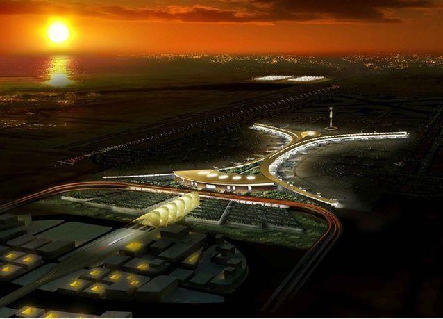 مطار الملك عبدالعزيز الدولي الجديد يفوز بجائزة أفضل مشروع هندسي على مستوى مطارات العالم