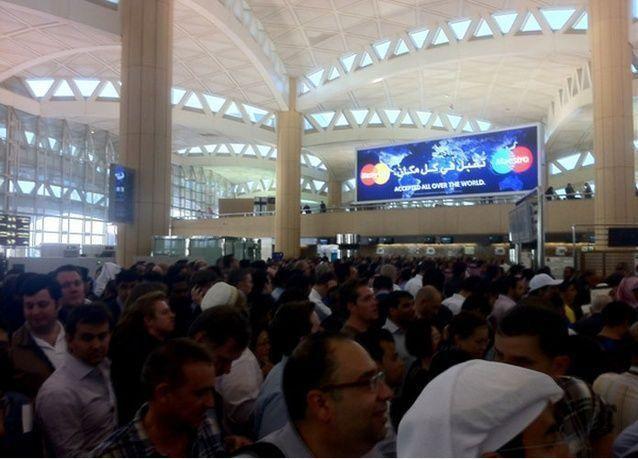 ما هي حقوق المسافرين جواً بالسعودية في حال تأخرت رحلاتهم؟