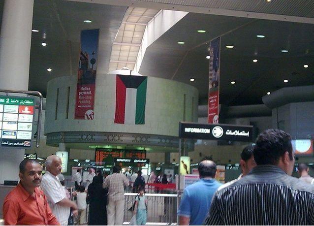 الكويت تسفر عشرات السوريين بسبب جوازاتهم!