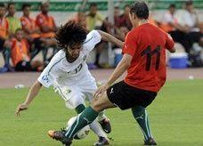 ليبيا تهزم السعودية 2-صفر وتصعد لنهائي كأس العرب لكرة القدم