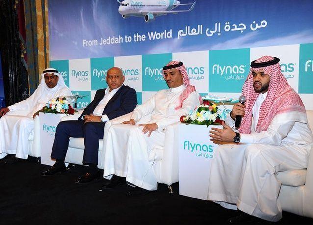 طيران ناس السعودي من جدة إلى العالم