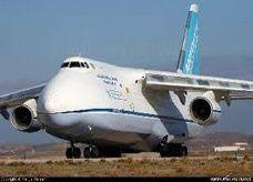 أكبر طائرة في العالم تحط في مطار عمان الدولي