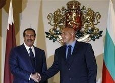 قطر تودع 200 مليون دولار لدى البنك المركزي البلغاري