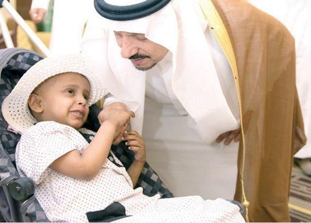طفلة سعودية تصل أمريكا بعد اعتراف وزارة الصحة بخطأ حقنها بالكيماوي