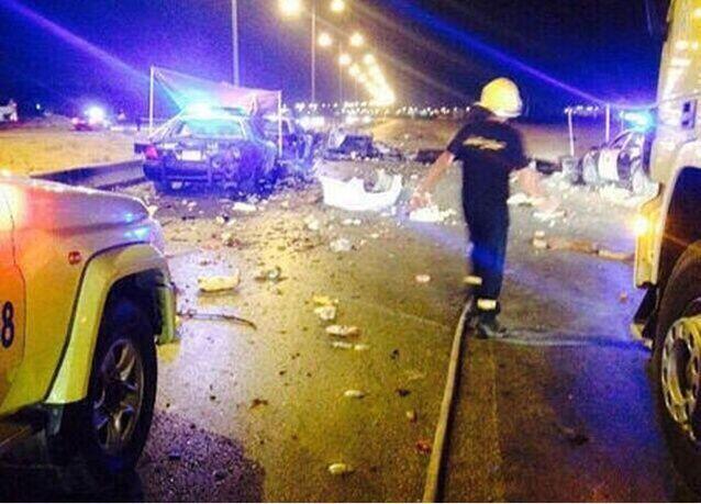 داعش يعلن مسؤوليته عن تفجير سيارة ملغومة قرب سجن بالسعودية