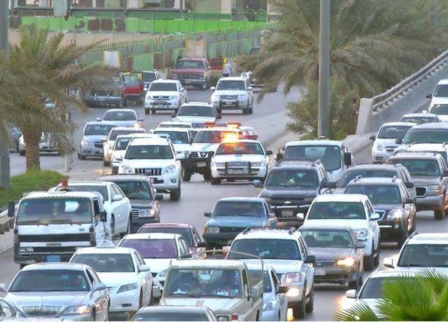 3500 حادث سيارة في السعودية يومياً