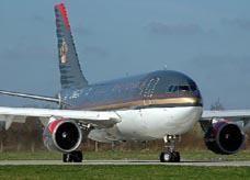 الملكية الأردنية تنفي اختطاف أو إحتجاز طائرتها في مطار طرابلس بليبيا