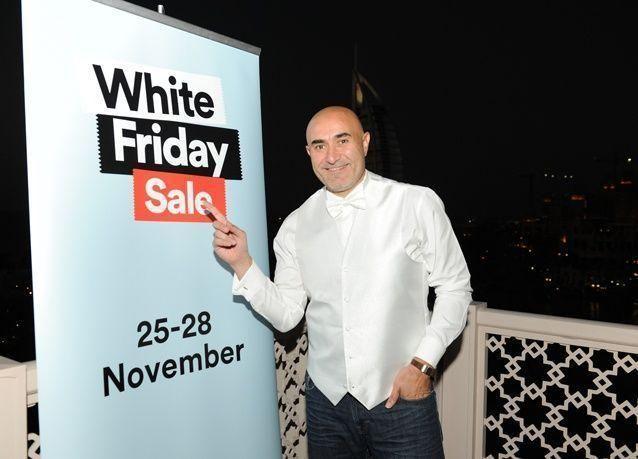 تخفيضات الجمعة البيضاء تجذب 13 مليون زائر وبيع ما يقارب 600 ألف منتج
