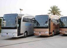 """""""سابتكو"""" السعودية تحدث أسطولها بشراء 250 حافلة"""