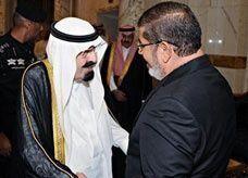 الرئيس المصري يزور السعودية لإصلاح العلاقات