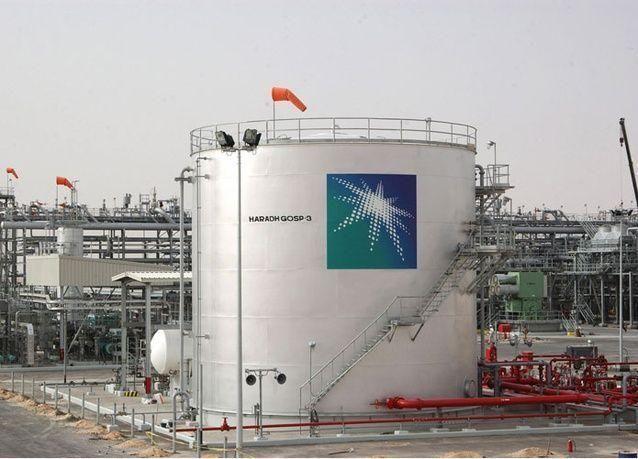 ارامكو السعودية تجري محادثات لشراء حصة في مصفاة صينية