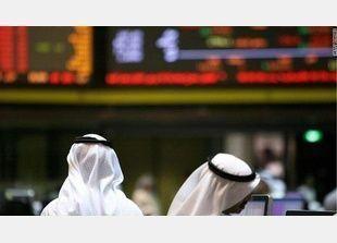 يوم أحمر في أسواق المال الخليجية ومؤشر سوريا الرابح الوحيد
