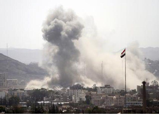 السعودية تسقط صاروخ سكود أطلقه الحوثيون من اليمن