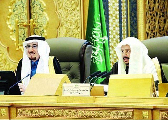 """عضو شورى سعودي يقول لوزير العمل """"قدم استقالتك وأفرحنا"""""""