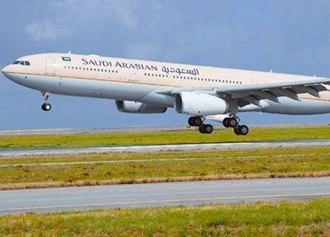 الخطوط السعودية تنقل 23 مليون راكب في 11 شهرا