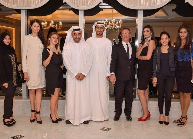 افتتاح فرع جديد لمجموعة الصايغ للمجوهرات في نيشن جاليريا أبوظبي