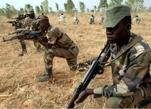 """السنغال ترسل 2100 جندي للسعودية """"لحماية المقدسات الإسلامية"""""""