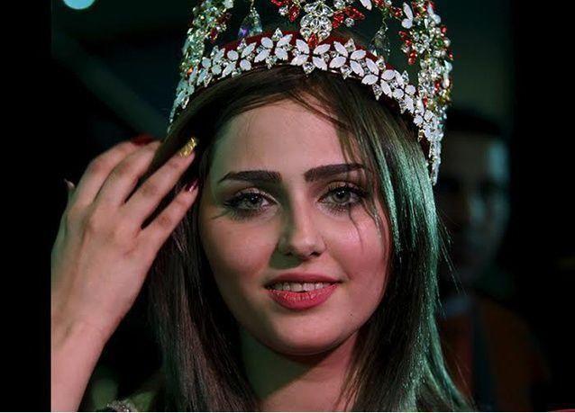"""داعش يتوعد ملكة جمال العراق بـ """"السبي"""""""