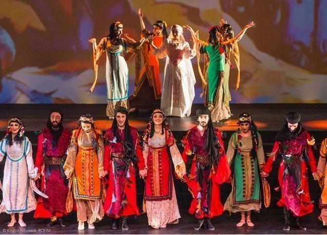 طريق الحرير يبدأ عرضه في أكثر من 20 دولة والافتتاحية في عُمان