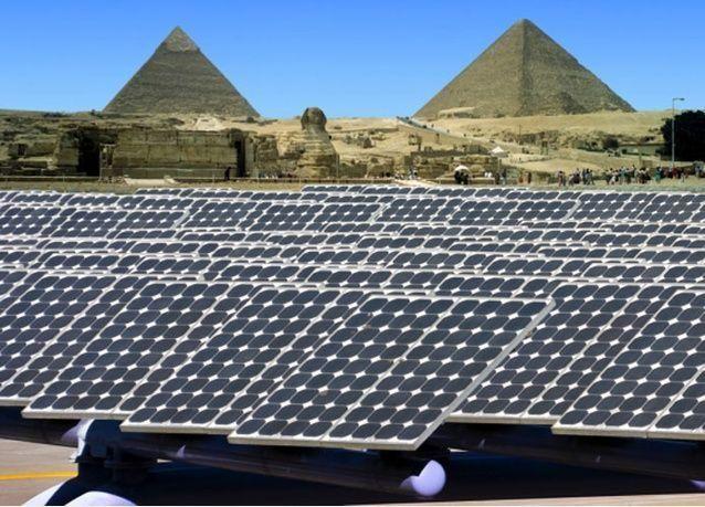 شركة سعودية خاصة تبني محطات للطاقة الشمسية في مصر والأردن