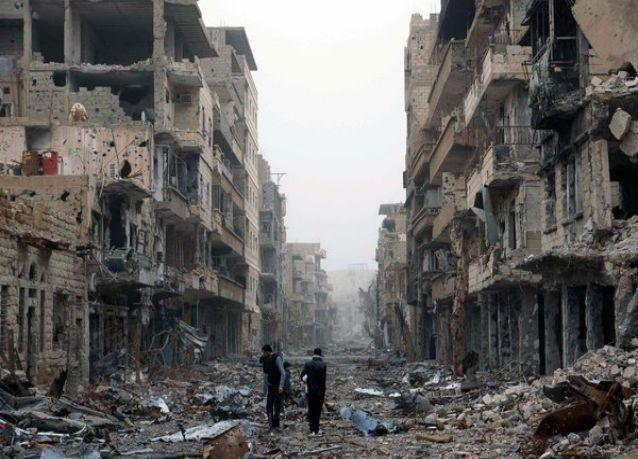 الجارديان : الحرب السورية تزهق أرواح 470 ألف إنسان