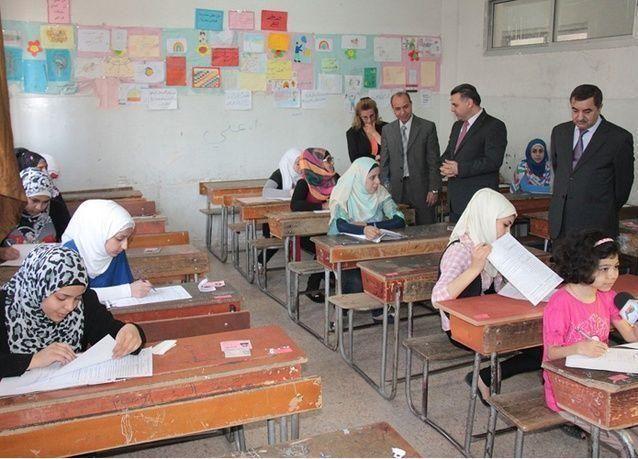 صدور نتائج امتحانات شهادة التعليم الأساسي 2014 في سوريا غداً السبت