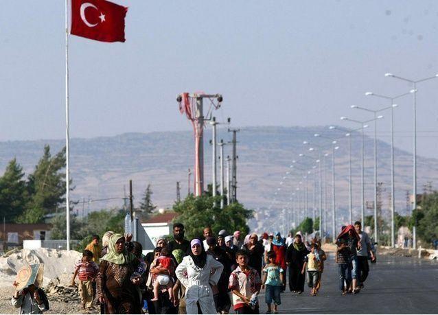 انتشار الخوف وسط اعتقال الشرطة التركية للاجئين السوريين