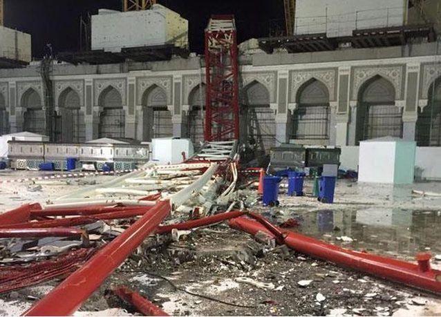 الرياض تطلب من مجموعة بن لادن إيقاف الأعمال في توسعة المسجد النبوي