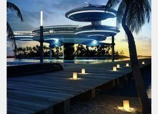 دبي ستبدأ في إنشاء أكبر فندق تحت الماء بالعالم