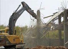 الرئيس السوري يصدر مرسوماً بإزالة مخالفات البناء