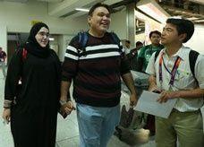والد سعودية مشاركة في أولمبياد لندن يهدد بانسحاب ابنته من المنافسات
