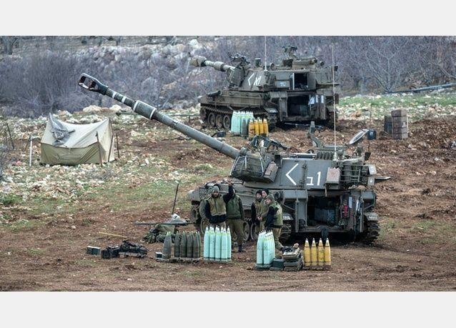 عملية كبرى لحزب الله استهدفت قافلة عسكرية إسرائيلية في مزارع شبعا