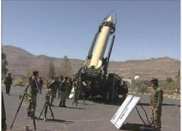 وكالة الأنباء اليمنية: القوات اليمنية أطلقت صاروخ سكود على السعودية