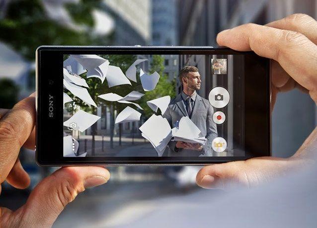 بالصور: هاتف سوني إكسبيريا Z1 الخارق